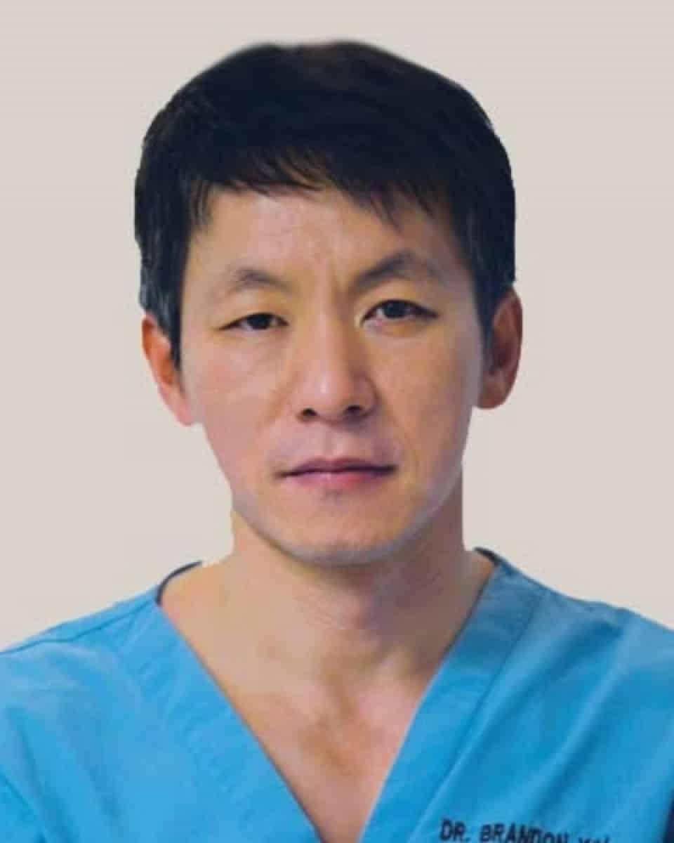 Dr Brandon Kim, B.D.S. - University of Sydney